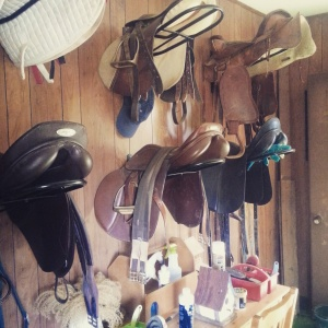 Weekend Tack Room
